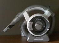 Black & Decker FLEX Cordless Mini Canister Vacuum
