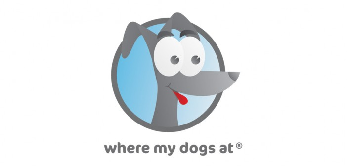 where my dogs at logo