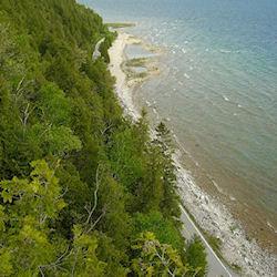 Mackinac Island Outskirts