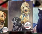 Former Disney Animator Has Gone to the Dogs with Animal House Portraits