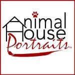 animal house portraits logo