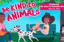 Be Kind to Animals week banner