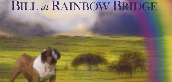 bill at rainbow bridge book cover art