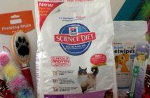 Science Diet Gift Basket