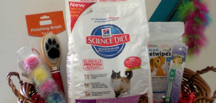 Science Diet Gift Basket