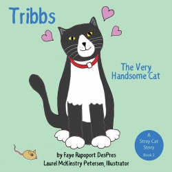 tribbs the very handsome cat book cover