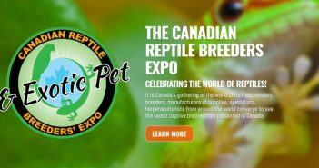 Canadian Reptile Breeders Expo
