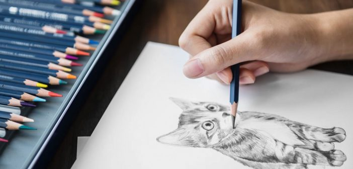 Capturing The Spirit Of Your Pet In A Drawing