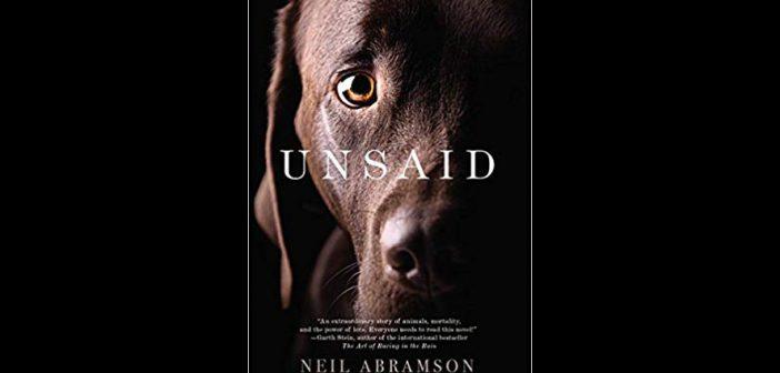 new unsaid book cover