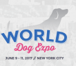 world dog expo logo