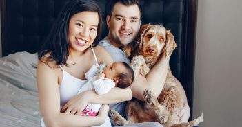 Guide To Introducing Your Furry Baby to Your New Baby